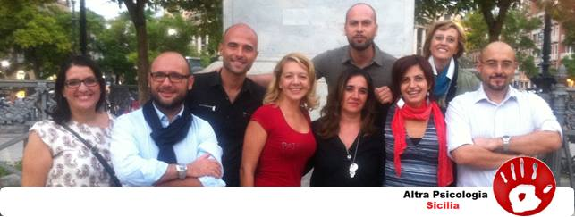 Candidati di AP per l'Ordine degli Psicologi della Regione Sicilia